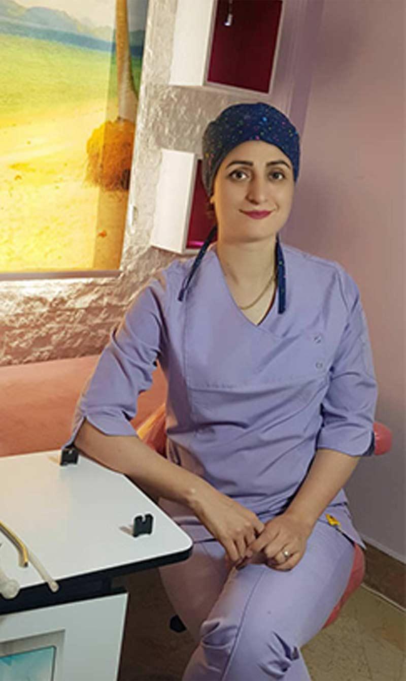 دکتر سعیده اسدی٬ متخصص زنان در شرق تهران